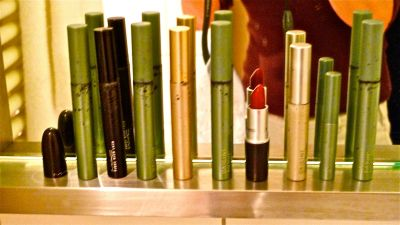 There are NEVER too many mascaras