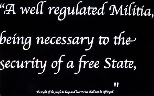well regulated