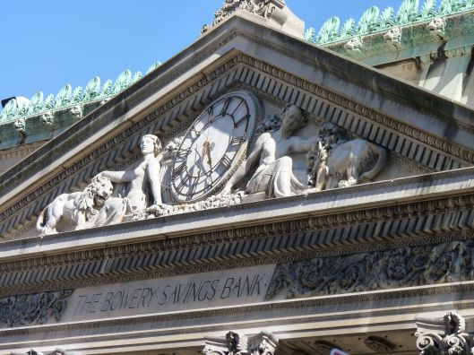 The Bowery Savings Bank