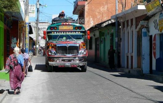 Santiago, Guatemala. December, 2010.