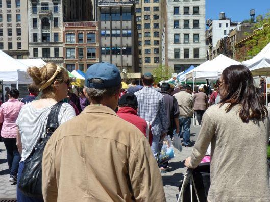 Union Square Market. 5.4.13