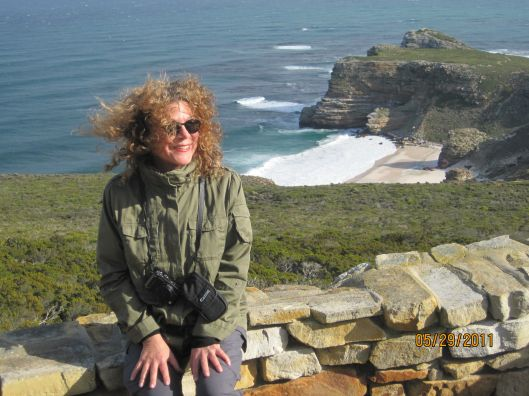 At the Cape of Good Hope. May 29, 2011.