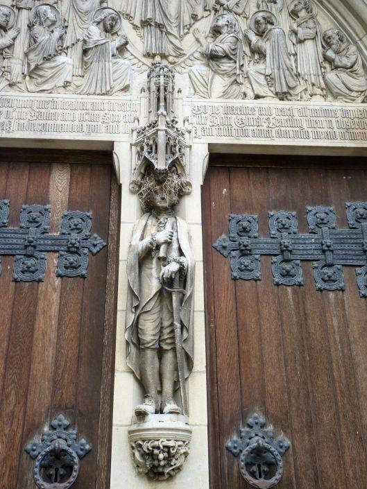 Doors into Synod House