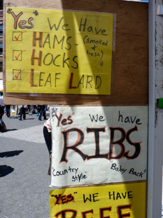 Yes we have ham hocks.