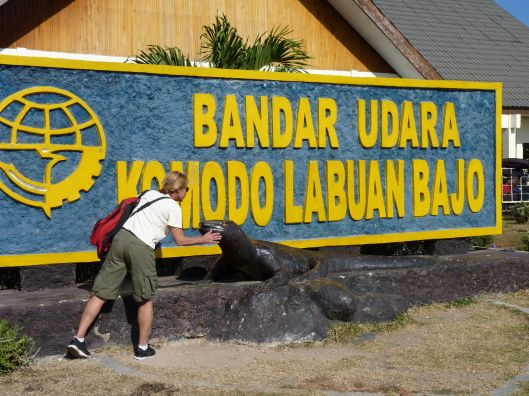Welcome to Komodo Labuhajo Bajo