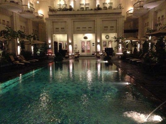 pool at Phoenix hotel