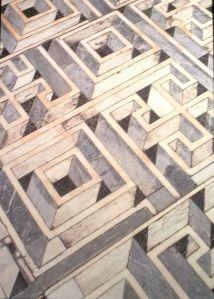 Floor. Sansevero Chapel.