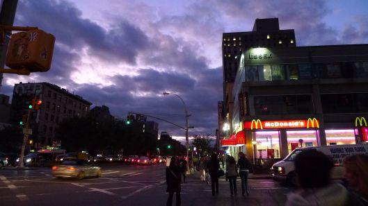 McDonald's on Essex St. Manhattan