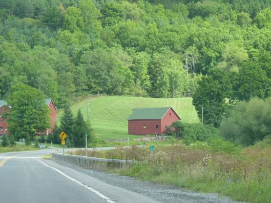 Red Barn, Route 28.