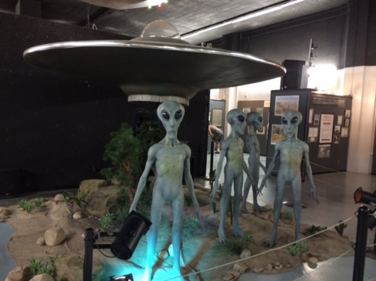 The UFO Museum at Roswell
