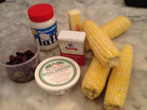 Corn ingredients