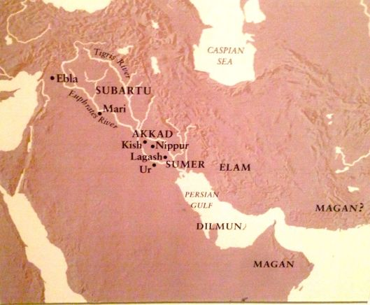 The Tigris and Euphrates Rivers.
