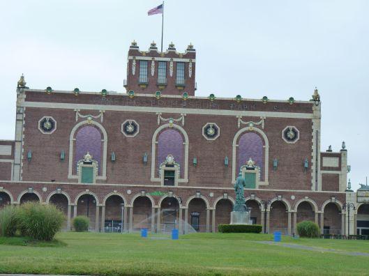 Convention Hall. Asbury Park, NJ