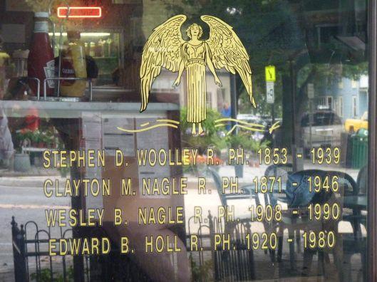Nagle's. Ocean Grove, NJ. From pharmacy to restaurant, but still kicking