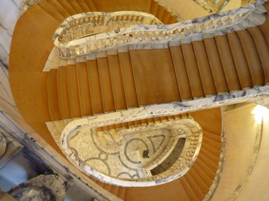 National art museum stairs 1