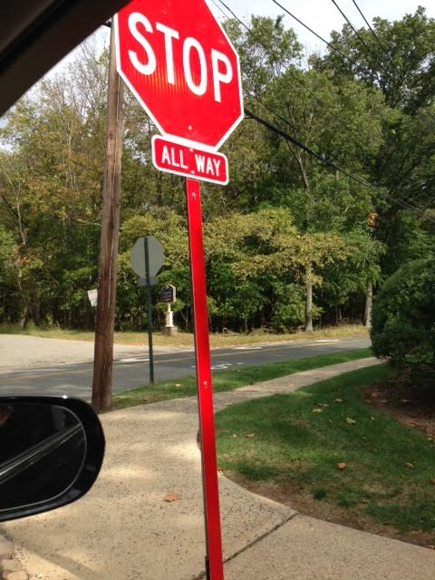 use this stop sign