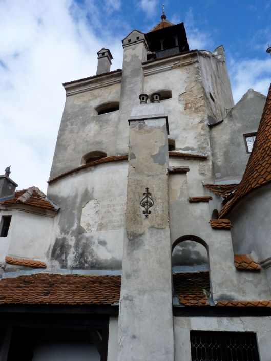 Count Dracula's Castle. Bran, Romania