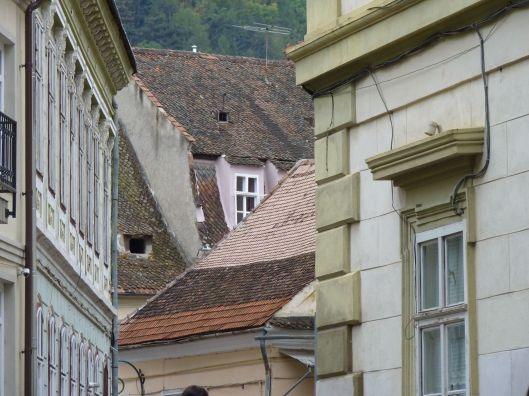 Brasov 2 roofs