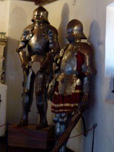 Knight wear.