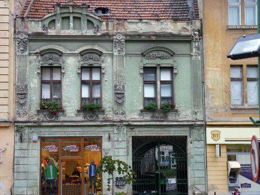 storefront Brasov