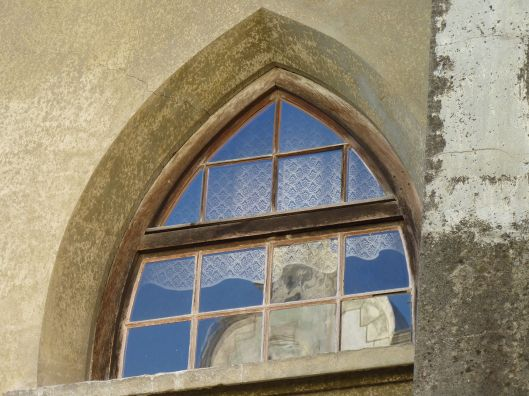 Window. Sighisoara.