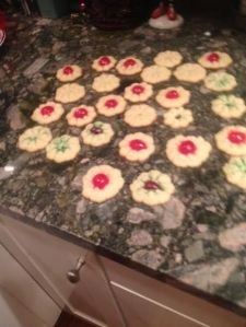 Cookies done