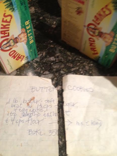 Ripped recipe