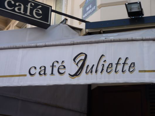 Cafe Juliette