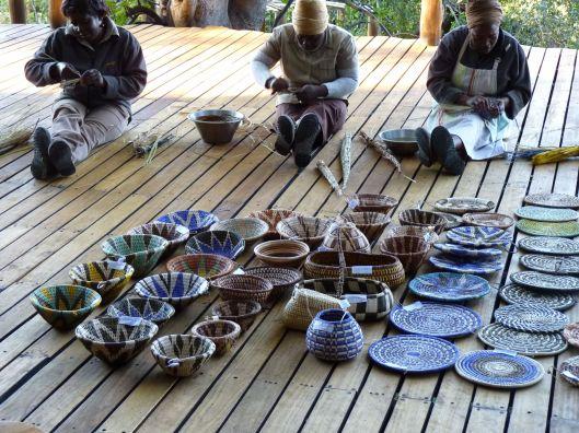 Kwetsani Camp. Botswana.