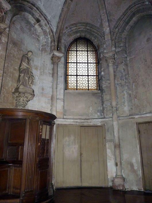 Eglise de Sainte-Germaine des Pres.