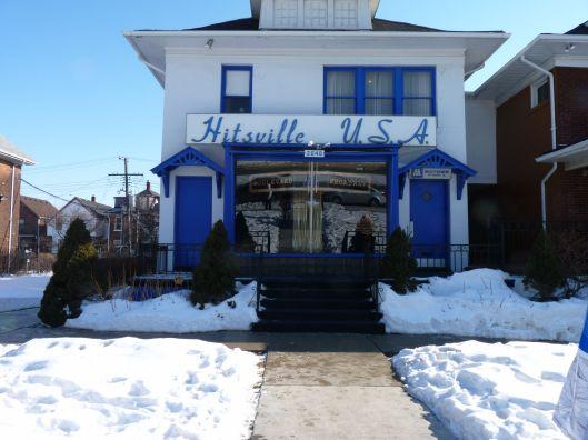 Hitsville USA Detroit. 2.28.15