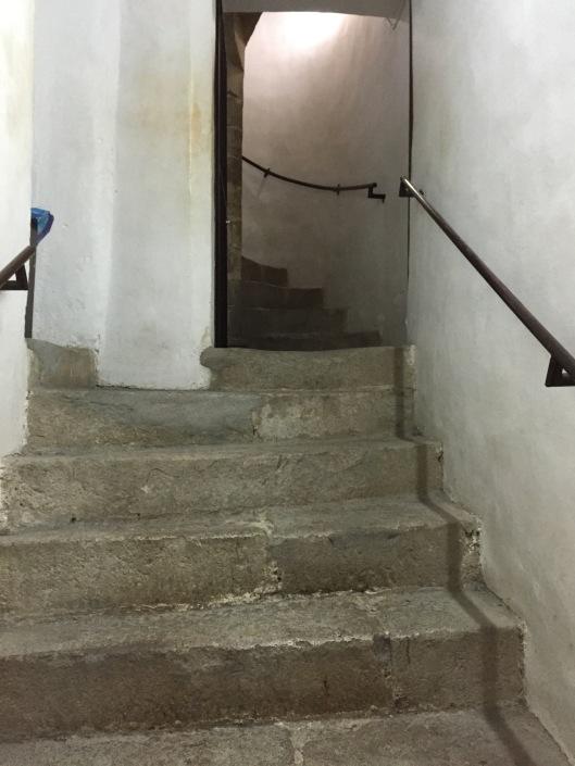 Stairwell door