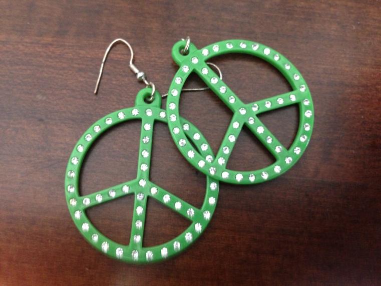 peace-earrings